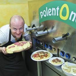 La polenta sbarca nel salotto buono «In Corso Vittorio Emanuele a Milano»