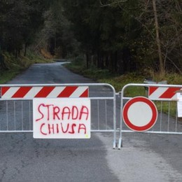 Venerdì ok  strada di Bani  Novazza non più isolata