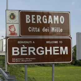 Bèrghem e il peccato originale «Nati come proposta troppo politica»