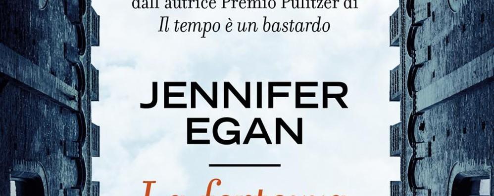 Jennifer Egan torna con «La fortezza»