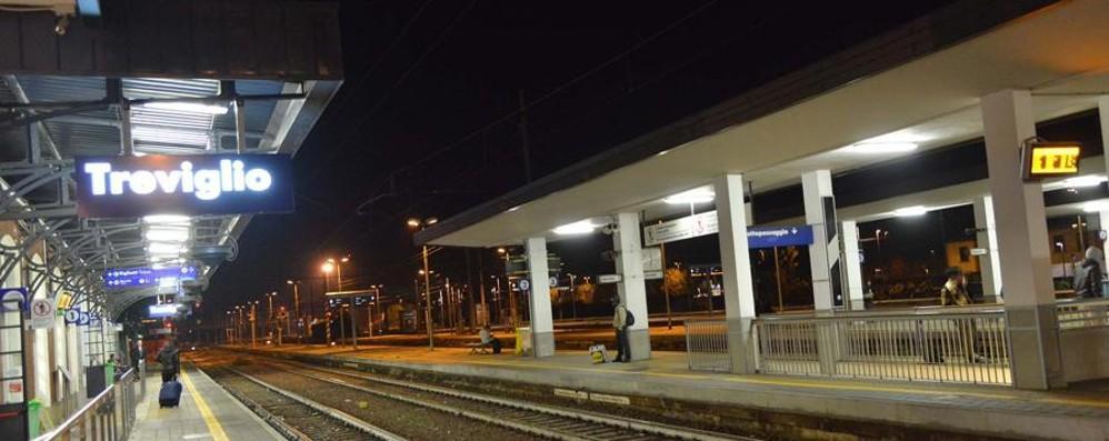 Male la linea ferroviaria della Bassa Abbonamento di dicembre scontato
