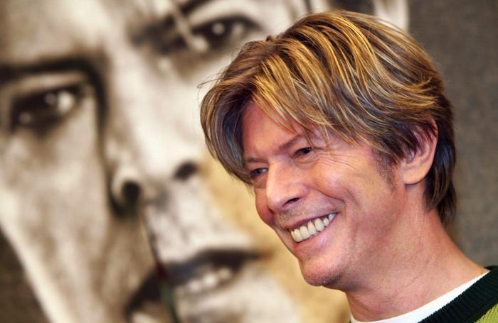 David Bowie. Sopra Michael Jackson