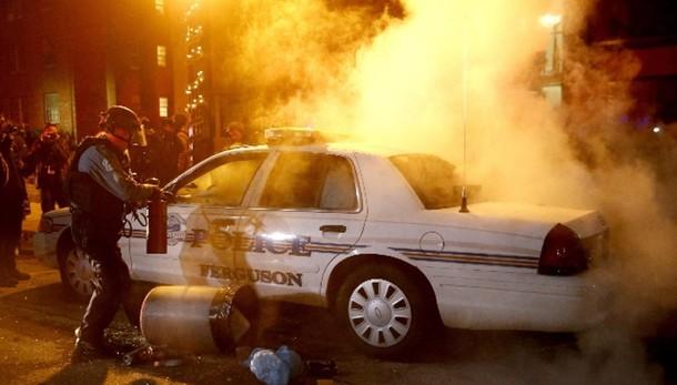 Ferguson, agente: fatto solo mio lavoro