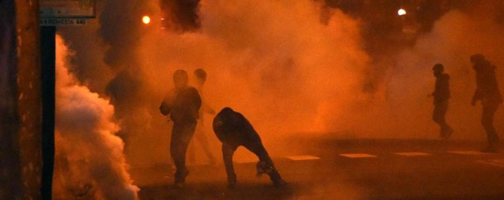 Stadio, il conto dei disordini: 80 mila euro I sei arrestati in carcere per devastazione