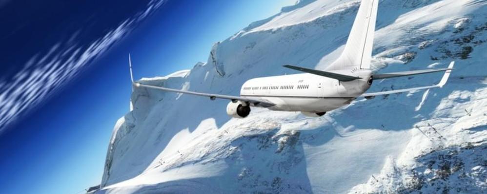 Guida un Boeing sulle Alpi austriache Sabato un nuovo «Special Day»