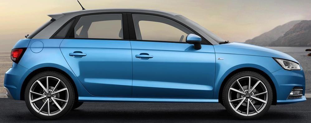 Le nuove Audi A1 e A1 Sportback