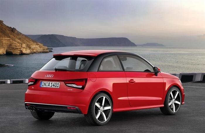 La nuova Audi A1