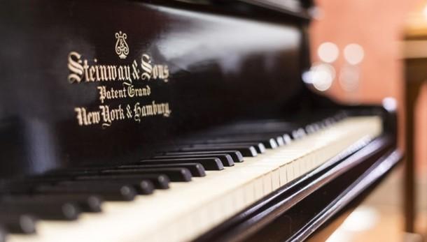 Musica: torna a suonare piano di Puccini
