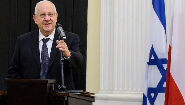 Presidente Israele critica Netanyahu
