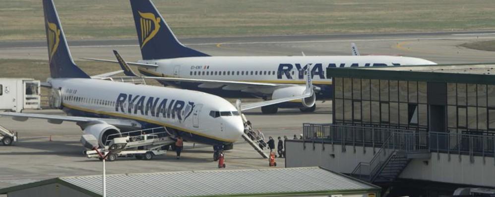 Ryanair, boom sui voli per Copenaghen Uomini d'affari: ecco «Business Plus»