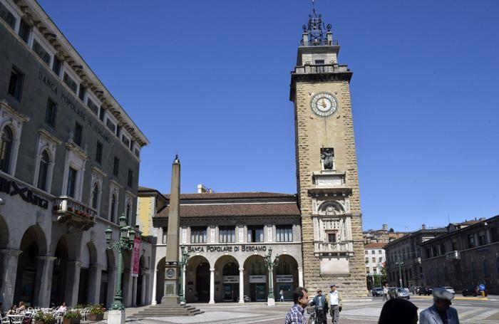 La sede di Bergamo