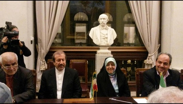Vicepresidente,Iran non discrimina donne