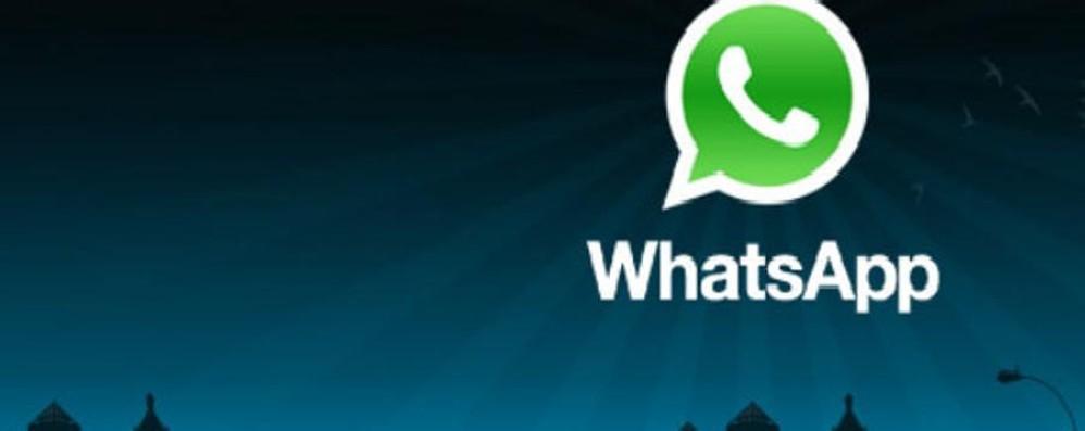 I cittadini diventano sentinelle Contro i ladri con «Whatsapp»