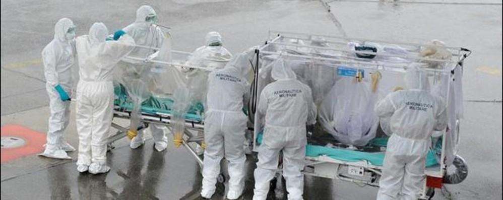 Scatta l'ordinanza anti Ebola Ma il caso Telgate divide la Lega