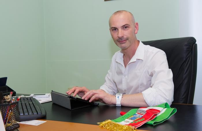 Il sindaco Fabrizio Sala