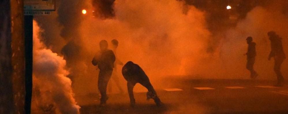 Anche gli ultrà feriti dalle bombe carta La Curva Nord prepara un comunicato