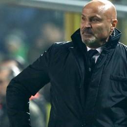 Atalanta, nuova era con l'Empoli Colantuono: «Basta tormentone Denis»