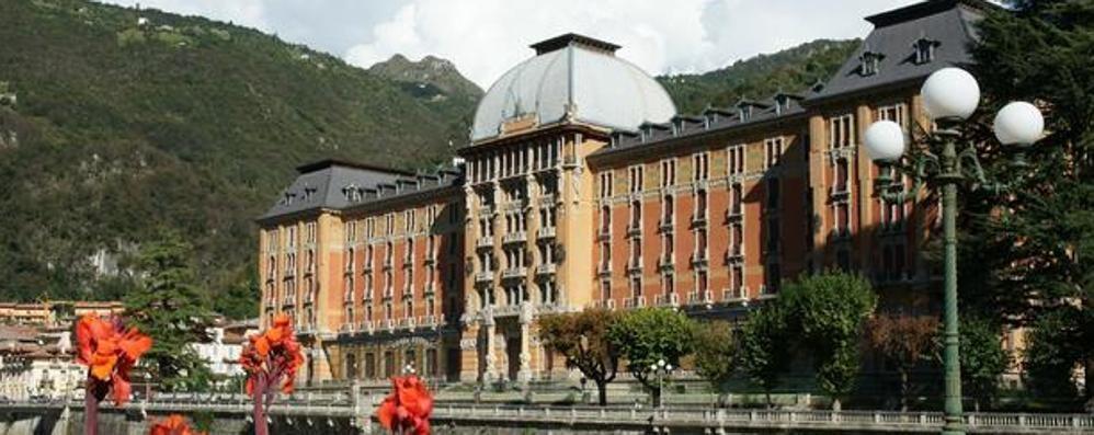 Il Grand Hotel è tutto del Comune Ed è in vendita: vale circa 5,5 milioni