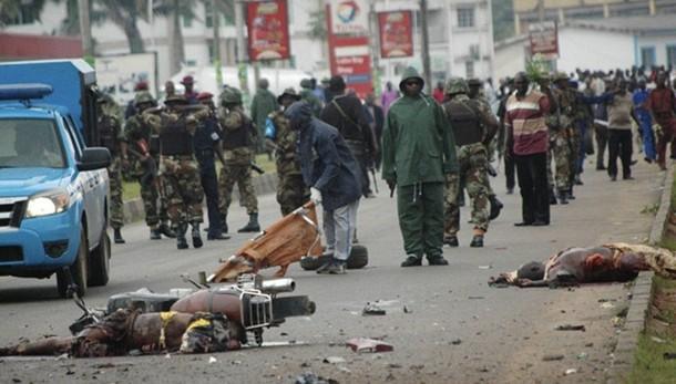 Nigeria: almeno 92 morti bomba moschea