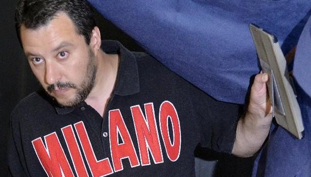 Salvini, mio nome su Lega per il Sud