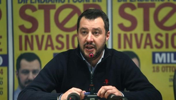 Salvini, puntiamo a essere forza governo