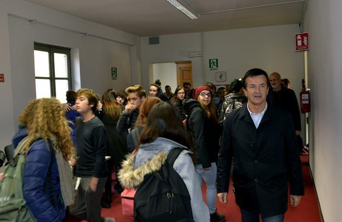 Nuove aule per il Sarpi a Palazzo Suardi