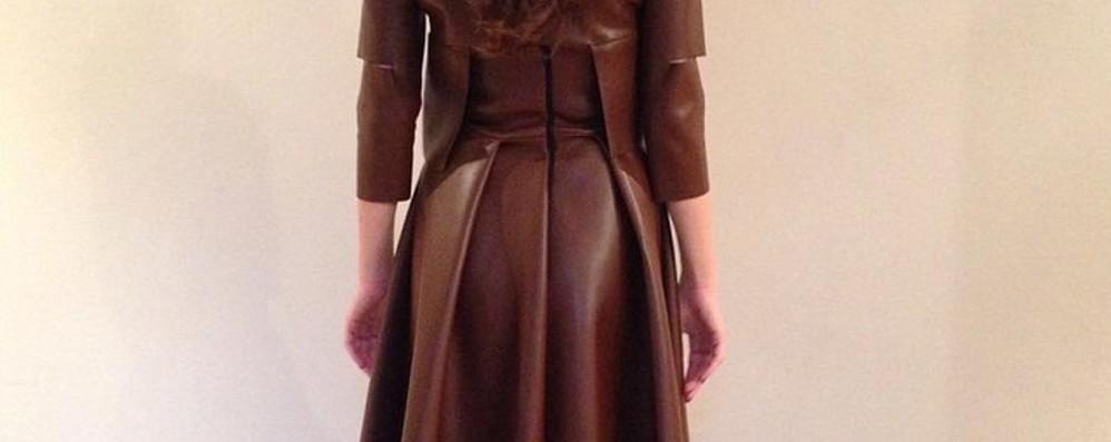 Moda e suggestioni con D-Kola E i suoi abiti volano a Londra