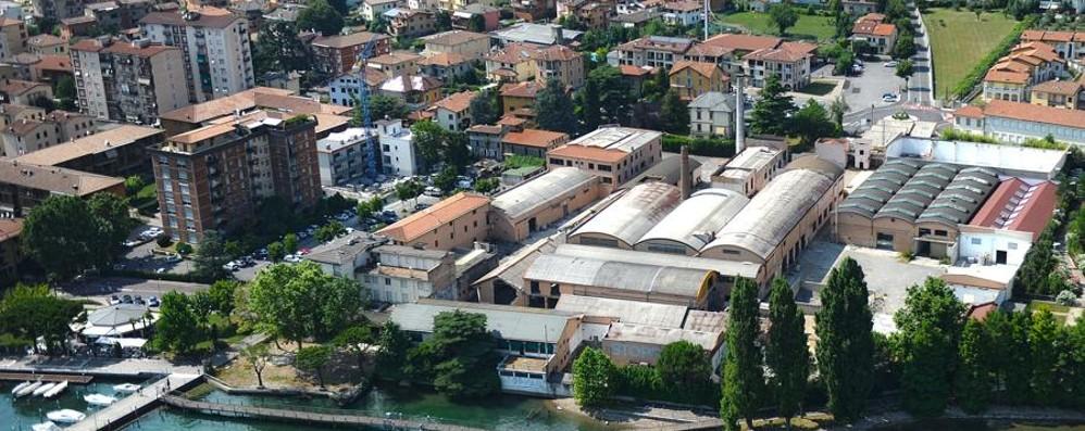 Sarnico, maxi operazione immobiliare: 120 nuovi appartamenti alla Stoppani