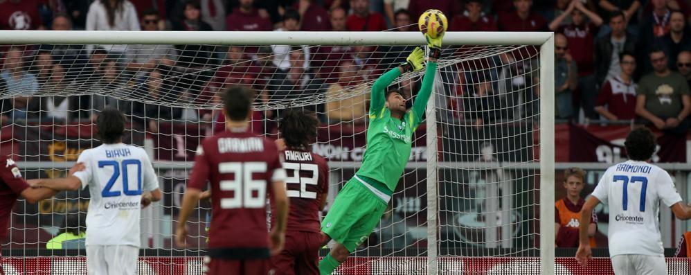 Sportiello è ancora la superstar Nerazzurro migliore contro il Torino