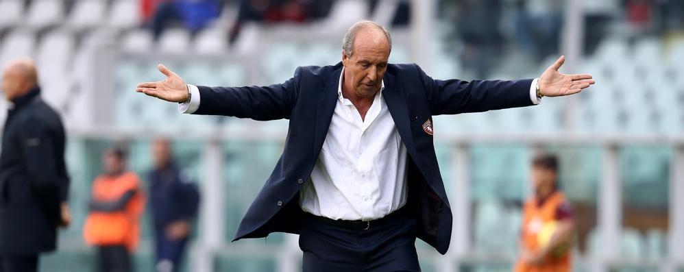Ventura: «Atalanta tutta in difesa C'era un rigore a nostro favore»