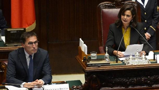 Consulta: Boldrini, si vota giovedi