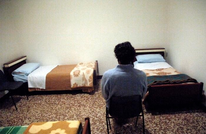 Dormitorio del Galgario