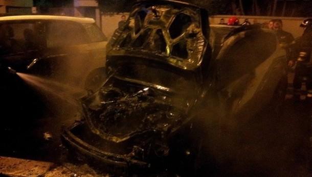 Incendiata auto del sindaco Pd Brindisi