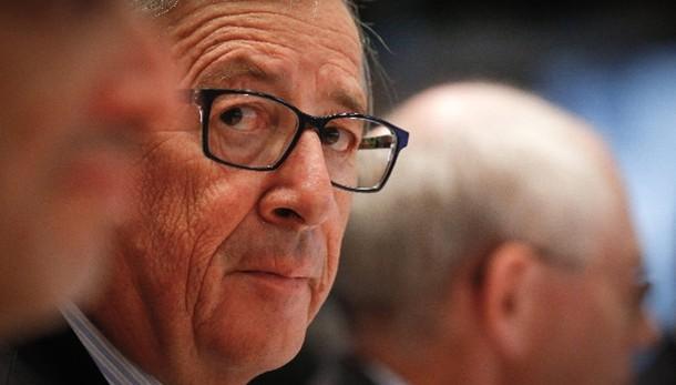 Juncker,con burocrati diverso giudizio