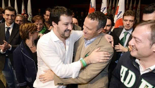 Salvini, nasce nuovo partito c. destra