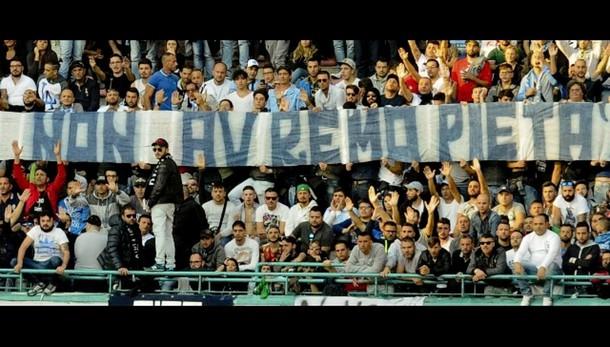 Serie A: Napoli multato per striscione