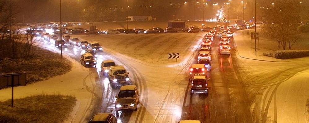 Dal 15 novembre torna l'obbligo Pronti con catene o gomme da neve?