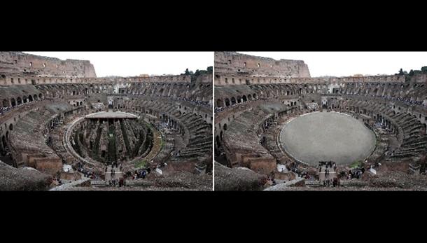 Franceschini, niente calcio al Colosseo