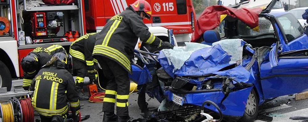 Incidenti mortali in calo del 9,8% Rapporto Aci-Istat: luglio il mese peggiore