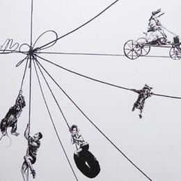 La «linea sottile» di Mastrovito vince il pacco d'artista delle Poste