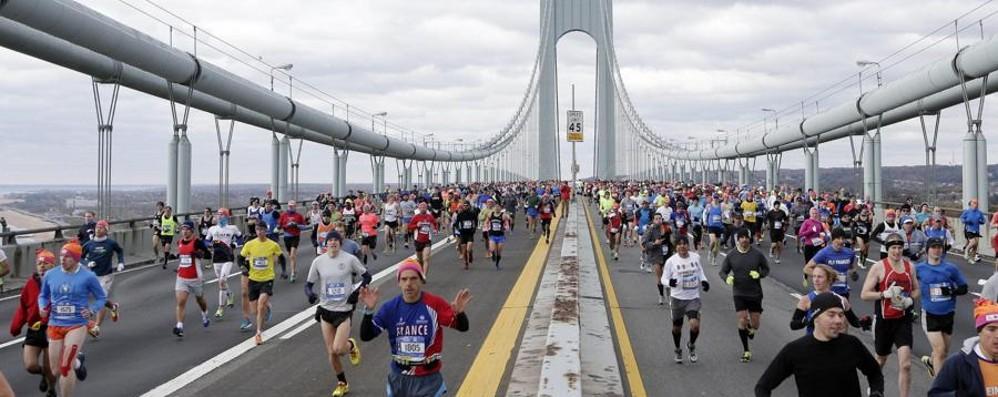 La Maratona di New York 2014: ecco chi sono i 62 bergamaschi