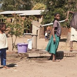 Le note del flamenco per i pozzi del Malawi