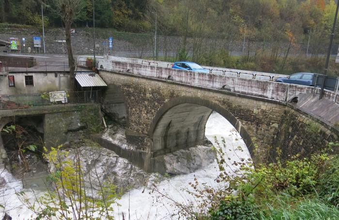 Il ponte ad Ardesio