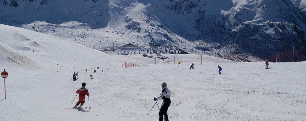 Nevicate sul ghiacciaio Presena Da sabato si comincia a sciare