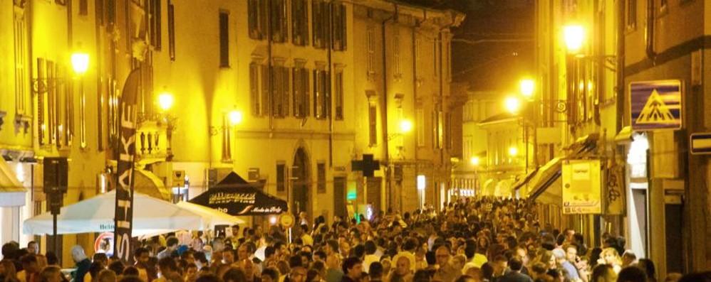 Borgo S. Caterina e la movida «25 esposti, nessuna soluzione»