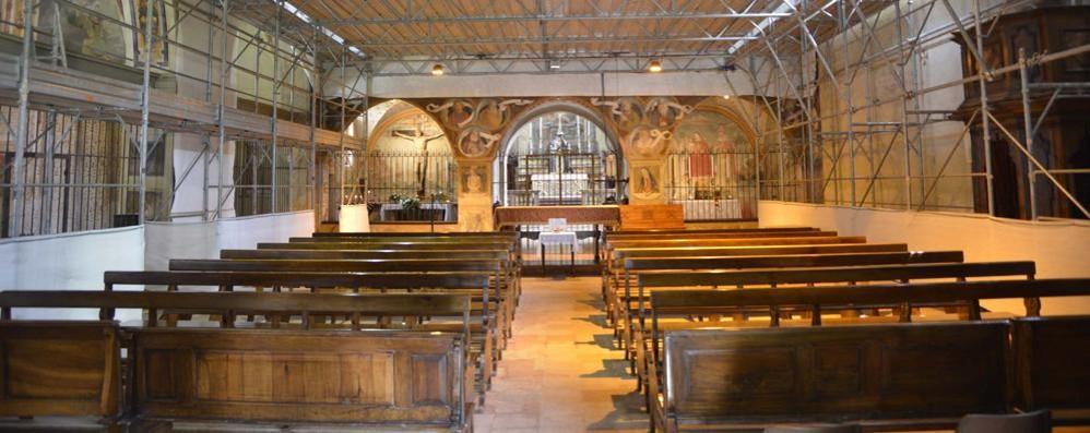 Caravaggio, una chiesa da salvare E Montolivo corre a dare un aiuto