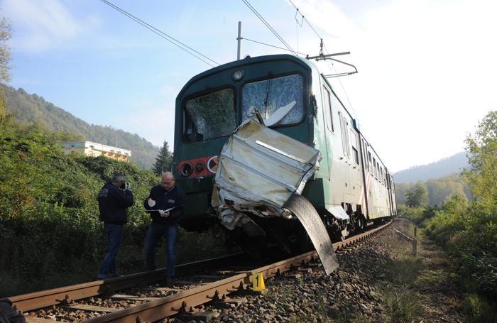 Il disastro ferroviario di Pontida