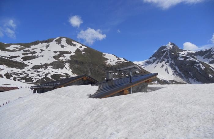 Oltressenda Alta: baita Verzuda Alta