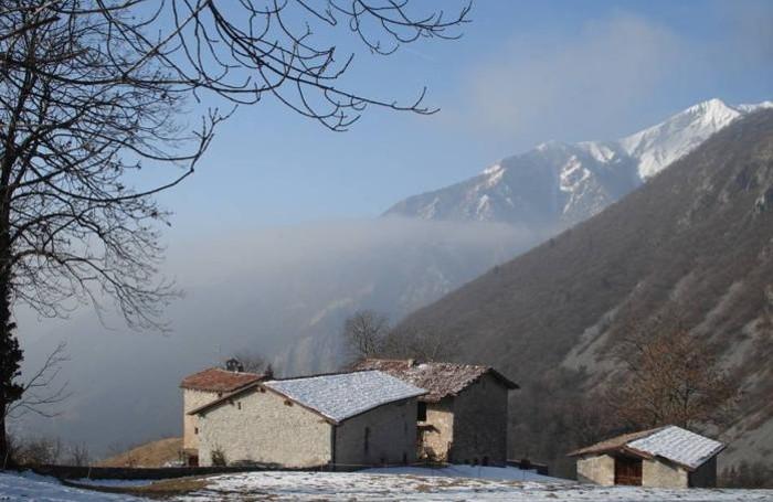 Oltressenda Alta: nucleo di Bricconi