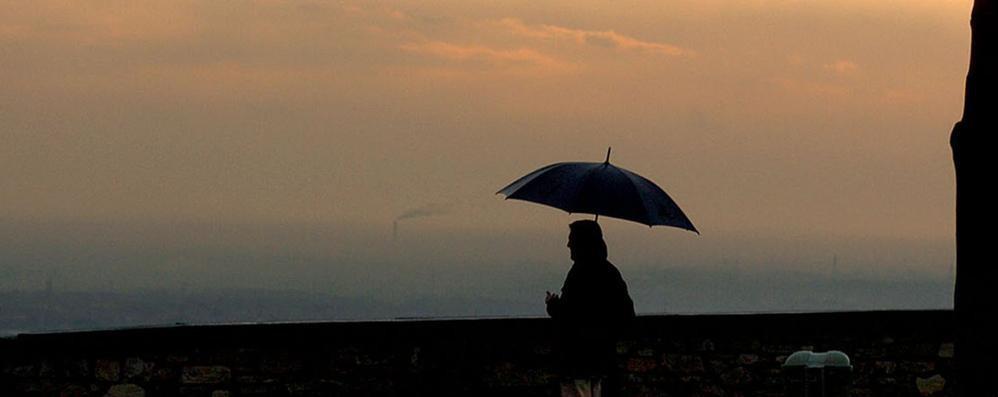 Meteo, sabato ci sarà una tregua Poi torneranno maltempo e  pioggia